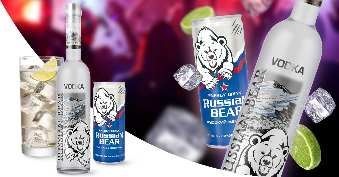 Cocktail  «Russian Bear»